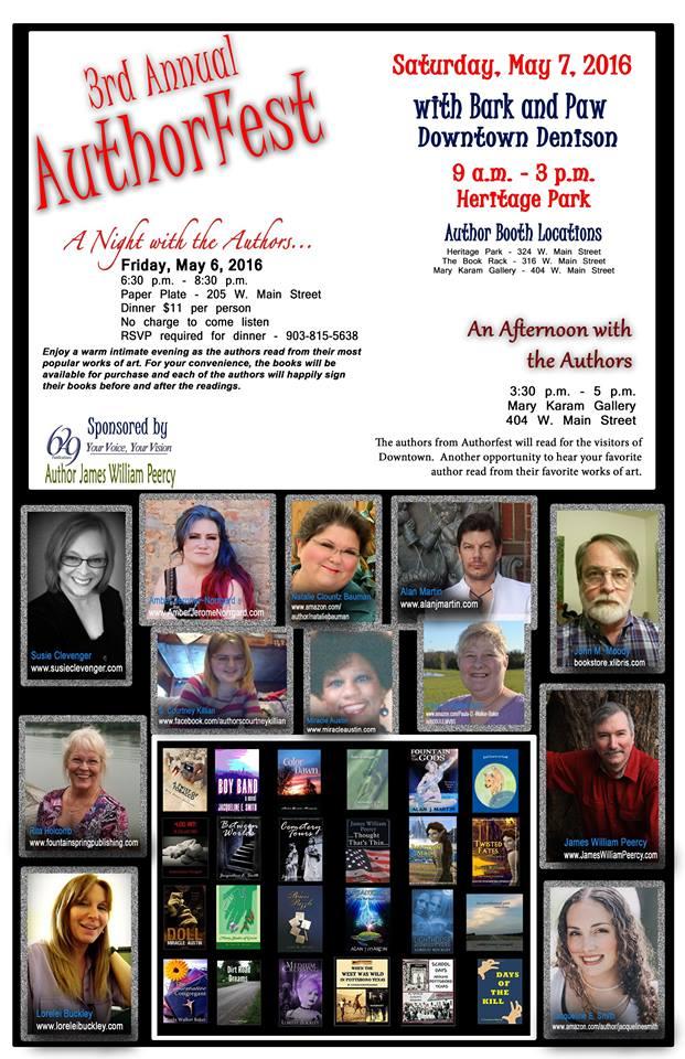 AuthorFest 2016